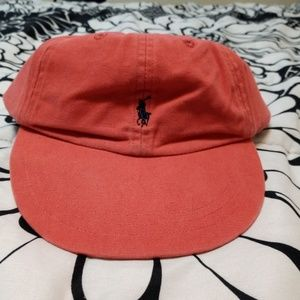 Polo by Ralph Lauren Pink Dad Hat